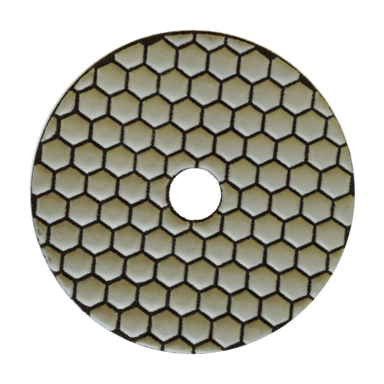 RESIN DIAMOND POLYSHING DISCS